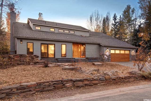 1517 Willow Loop Rd, Park City, UT 84098 (#1709345) :: Berkshire Hathaway HomeServices Elite Real Estate