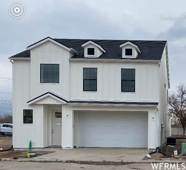 1429 W Lincoln Way #1, Kaysville, UT 84037 (#1709349) :: Pearson & Associates Real Estate