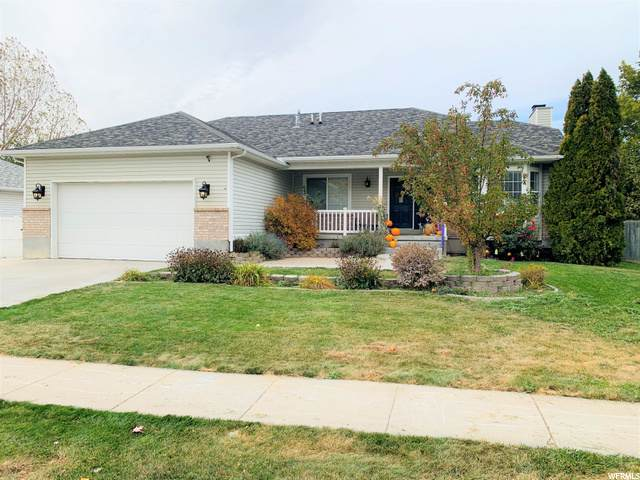 776 Country Clb, Stansbury Park, UT 84074 (#1709358) :: Red Sign Team