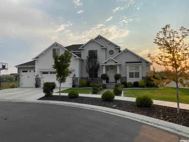 212 S Dry Creek Ln, Vineyard, UT 84058 (#1709372) :: Red Sign Team