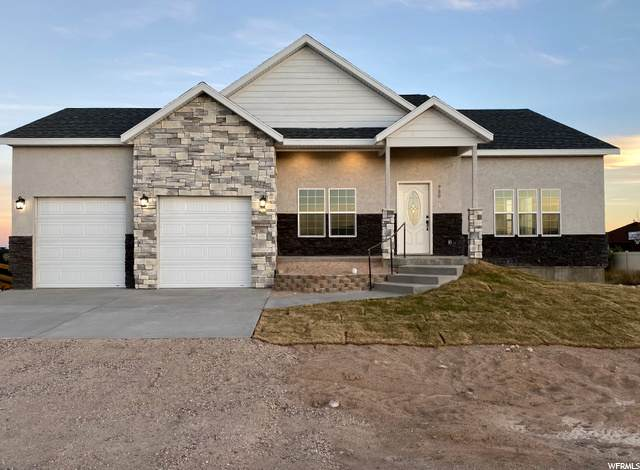 950 N 500 E, Duchesne, UT 84021 (#1709384) :: Exit Realty Success