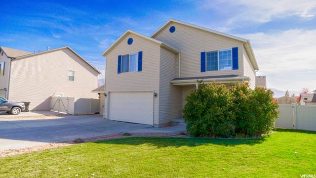 861 W 400 S, Spanish Fork, UT 84660 (MLS #1709390) :: Lawson Real Estate Team - Engel & Völkers