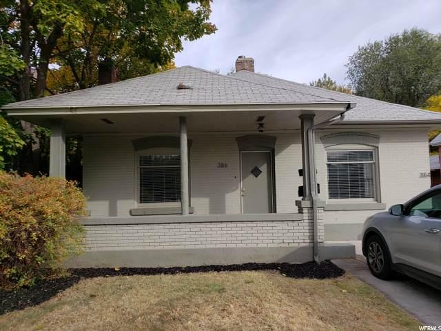 386 N 500 E, Provo, UT 84606 (MLS #1709416) :: Lawson Real Estate Team - Engel & Völkers