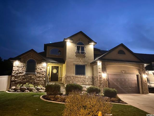 5531 W Alder Rose Cir W, Herriman, UT 84096 (#1709420) :: Doxey Real Estate Group