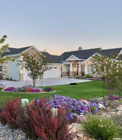 3284 E Lindsay Spring Cir, Heber City, UT 84032 (#1709421) :: Red Sign Team