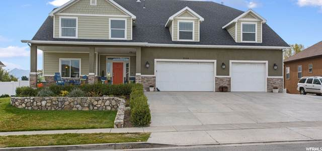 3829 W Winthrope Dr S, West Jordan, UT 84088 (#1709424) :: Pearson & Associates Real Estate