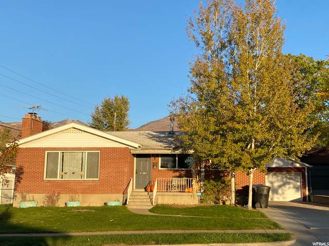1781 S 75 E, Bountiful, UT 84010 (#1709431) :: Doxey Real Estate Group