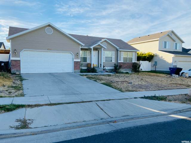 6736 S Oquirrh Ridge Rd W, West Jordan, UT 84084 (#1709450) :: Gurr Real Estate