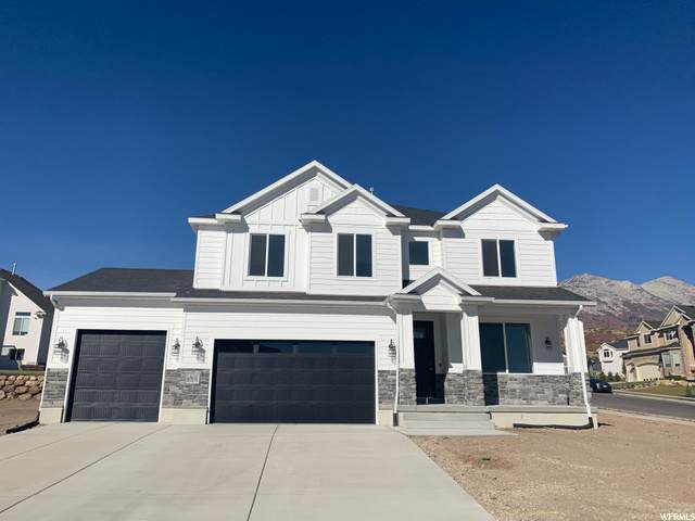 6098 W Tenants Harbor Dr. Dr #513, Highland, UT 84003 (#1709454) :: Powder Mountain Realty