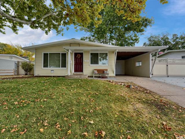 1334 N 300 W, Clearfield, UT 84015 (#1709455) :: Bustos Real Estate | Keller Williams Utah Realtors