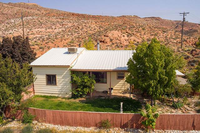 335 Crestview Dr, Moab, UT 84532 (#1709475) :: Red Sign Team