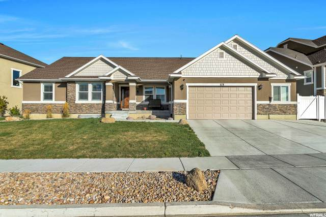826 W Spring Dew Ln, Lehi, UT 84043 (#1709499) :: REALTY ONE GROUP ARETE