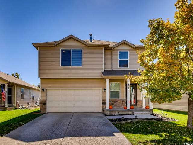 2160 E Eagle Crest Way, Eagle Mountain, UT 84005 (#1709500) :: REALTY ONE GROUP ARETE