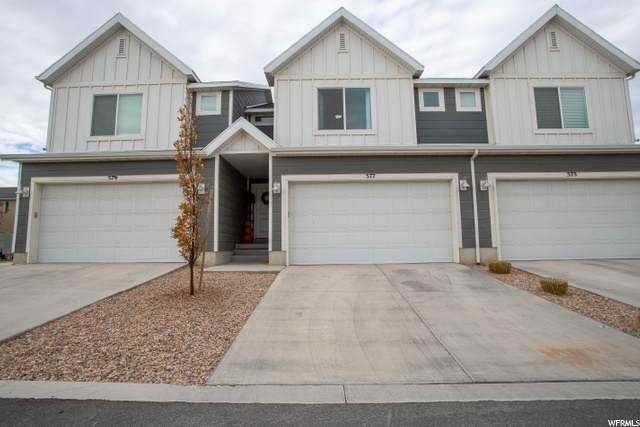 577 S Gooseneck Way, Saratoga Springs, UT 84045 (#1709506) :: Doxey Real Estate Group