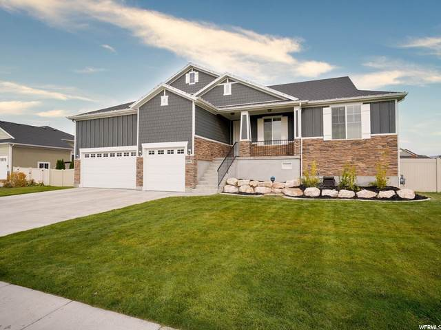 696 Mare Dr, Kaysville, UT 84037 (#1709526) :: Big Key Real Estate