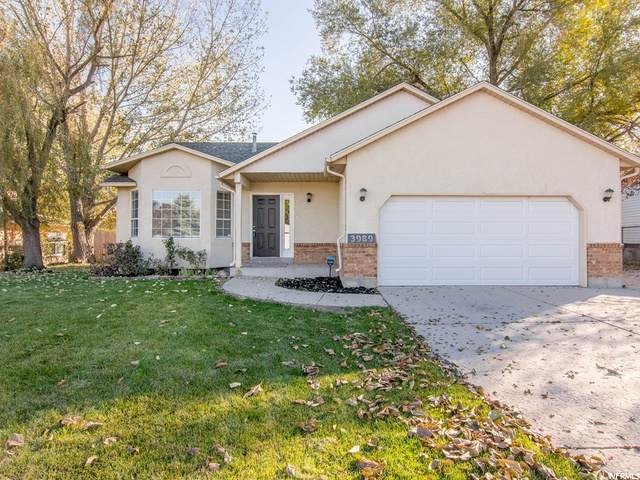 3989 S 4400 W, West Valley City, UT 84120 (#1709533) :: Pearson & Associates Real Estate