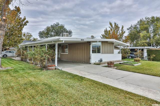 3824 S Cheryl St, West Valley City, UT 84119 (#1709535) :: Colemere Realty Associates