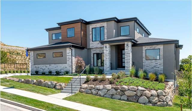 1797 W Crest Ridge Rd Rd N, Lehi, UT 84043 (#1709571) :: Powder Mountain Realty