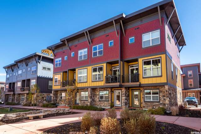 1370 Center Dr #12, Park City, UT 84098 (#1709572) :: Berkshire Hathaway HomeServices Elite Real Estate