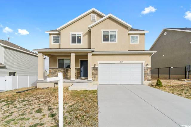 912 Sundown Ln, Tooele, UT 84074 (#1709587) :: Powder Mountain Realty