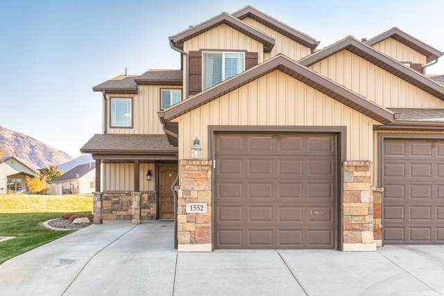 1552 N 450 E, Ogden, UT 84404 (#1709601) :: The Perry Group