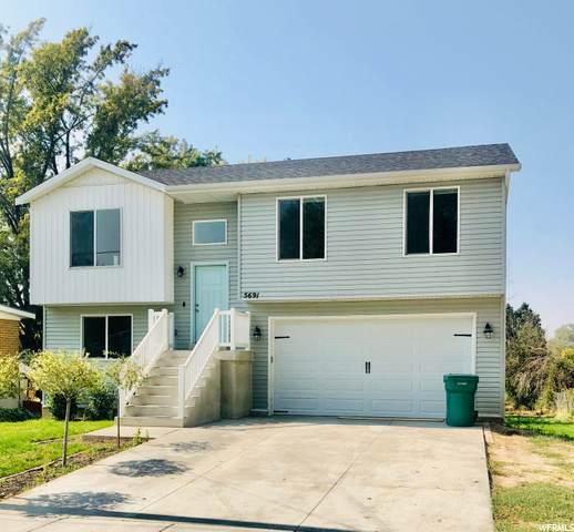 5691 S 2650 W, Roy, UT 84067 (#1709616) :: Berkshire Hathaway HomeServices Elite Real Estate