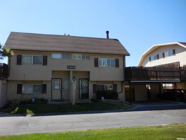 1822 W Homestead Farms Ln S #2, West Valley City, UT 84119 (#1709639) :: Colemere Realty Associates