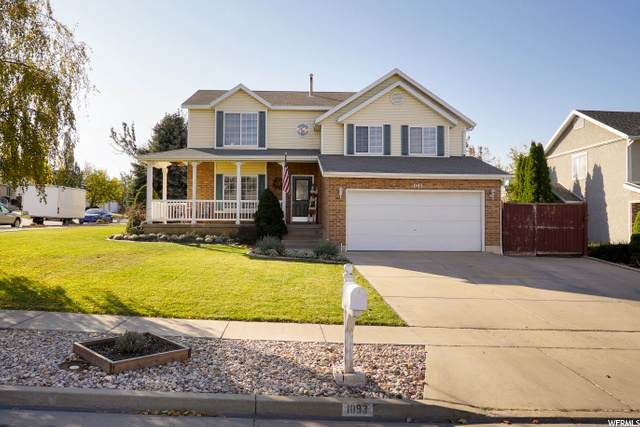 1093 E 4875 S, Ogden, UT 84403 (#1709643) :: Bustos Real Estate | Keller Williams Utah Realtors