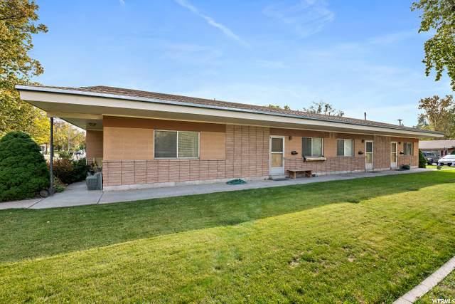 560 E Division Lane Ln, Salt Lake City, UT 84106 (#1709663) :: Berkshire Hathaway HomeServices Elite Real Estate