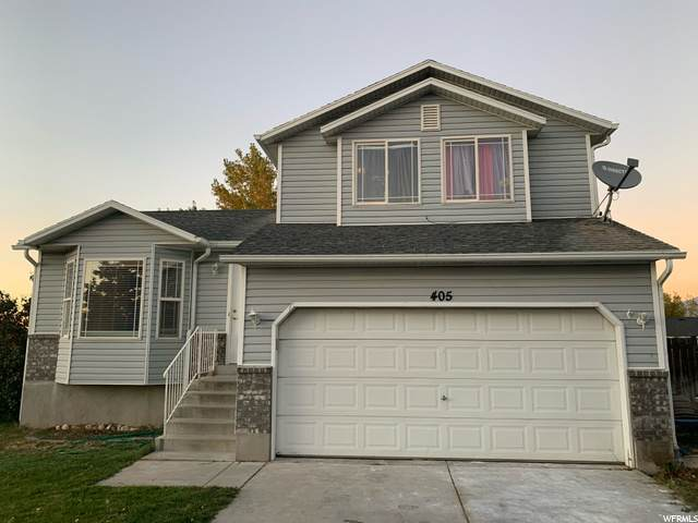 405 E 1310 N, Tooele, UT 84074 (#1709666) :: Doxey Real Estate Group