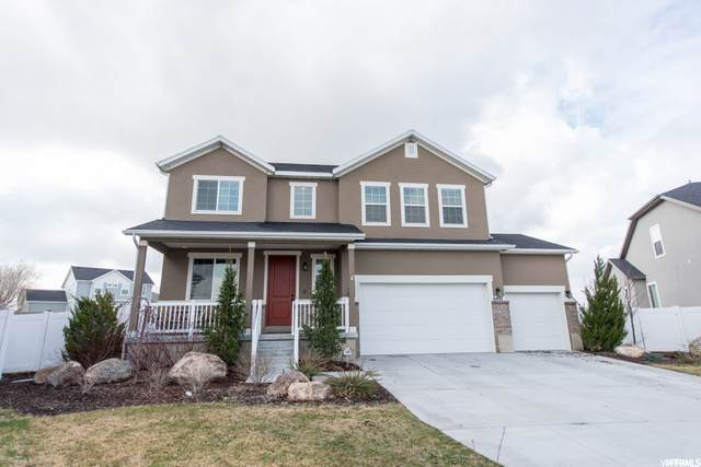 6497 N Valley Point Way Way, Stansbury Park, UT 84074 (#1709677) :: The Fields Team