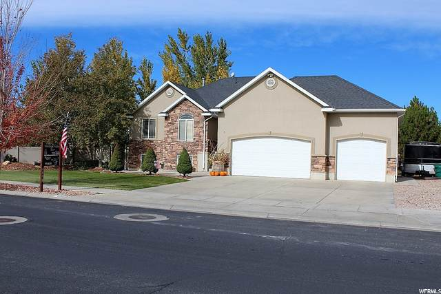 6098 W 5200 S, Hooper, UT 84315 (#1709699) :: The Perry Group