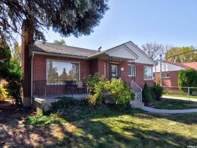 292 E Garden Ave, Salt Lake City, UT 84115 (#1709707) :: The Perry Group