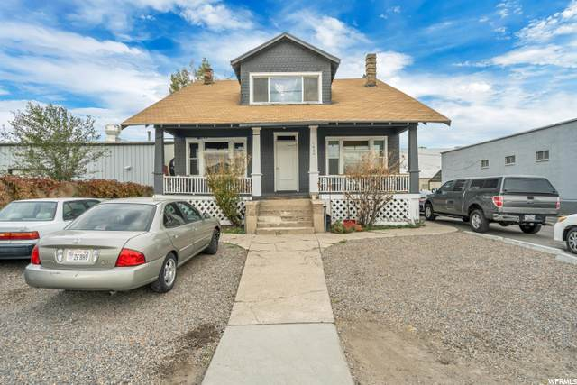 1620 S 700 W, Salt Lake City, UT 84104 (#1709725) :: Colemere Realty Associates