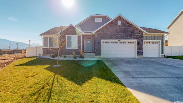 4659 W Olympic Wood Ct, West Jordan, UT 84084 (MLS #1709732) :: Lawson Real Estate Team - Engel & Völkers