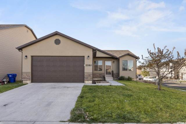 2280 E Hitching Post Dr, Eagle Mountain, UT 84005 (#1709742) :: McKay Realty