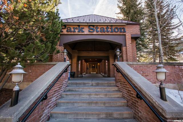 950 Park Ave #248, Park City, UT 84060 (#1709761) :: Powder Mountain Realty