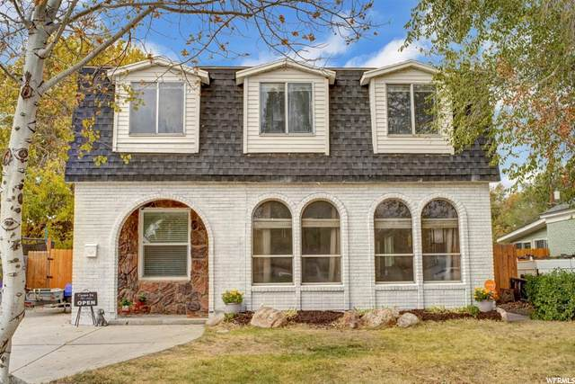 553 N Oakley St, Salt Lake City, UT 84116 (#1709775) :: Colemere Realty Associates