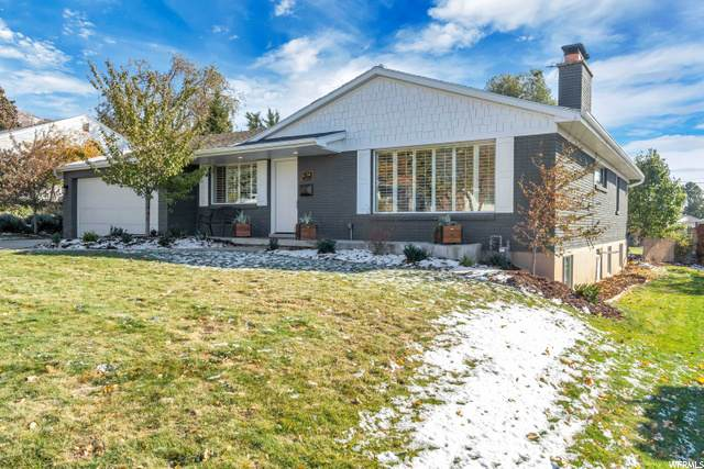 2366 E Sheridan Rd, Salt Lake City, UT 84108 (#1709802) :: Colemere Realty Associates