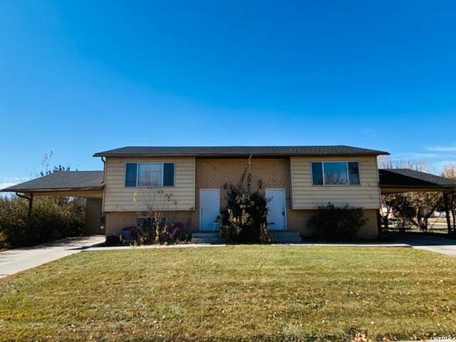 402 S 850 W, Vernal, UT 84078 (#1709805) :: Powder Mountain Realty