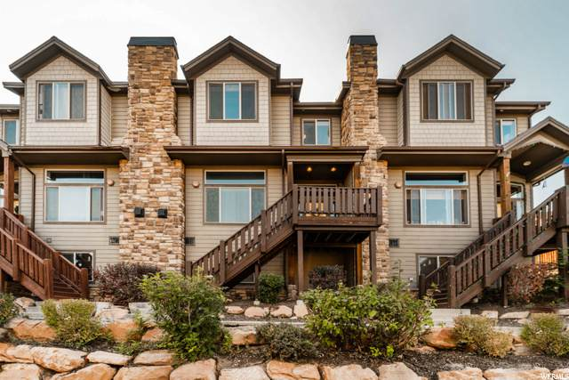 5443 Lillehammer Ln, Park City, UT 84098 (MLS #1709812) :: High Country Properties
