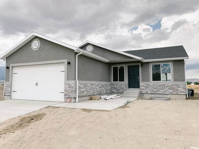 2443 E Weeping Willow Way #214, Eagle Mountain, UT 84005 (#1709813) :: McKay Realty