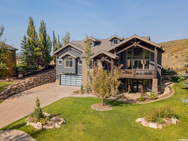 3648 W Wrangler Way, Park City, UT 84098 (MLS #1709823) :: High Country Properties