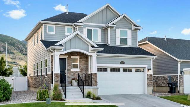 1069 Blackstone Dr, Fruit Heights, UT 84037 (#1709826) :: Red Sign Team