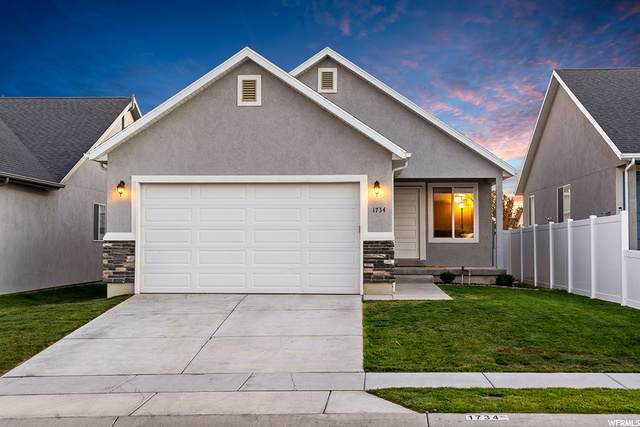 1734 E Shadow Dr N #519, Eagle Mountain, UT 84005 (#1709851) :: McKay Realty