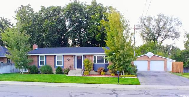 631 E 500 S, River Heights, UT 84321 (#1709852) :: Gurr Real Estate