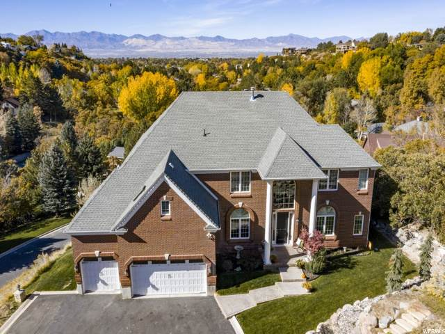 99 Lone Hollow Dr, Sandy, UT 84092 (#1709856) :: Colemere Realty Associates
