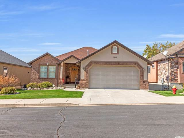 1601 N 2850 E, Layton, UT 84040 (#1709873) :: The Perry Group