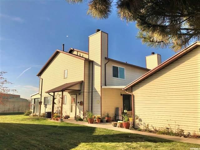 2019 W Stone Creek Dr S, West Valley City, UT 84119 (#1709878) :: Belknap Team