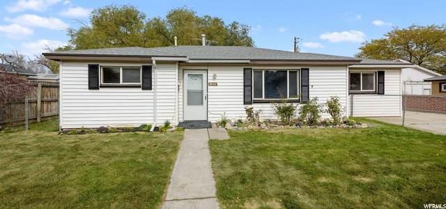 4666 W 4775 S, Kearns, UT 84118 (#1709880) :: Gurr Real Estate